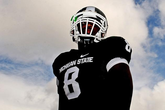 Lawrence Thomas' Move from MSU's Defense to Fullback Might Be Permanent
