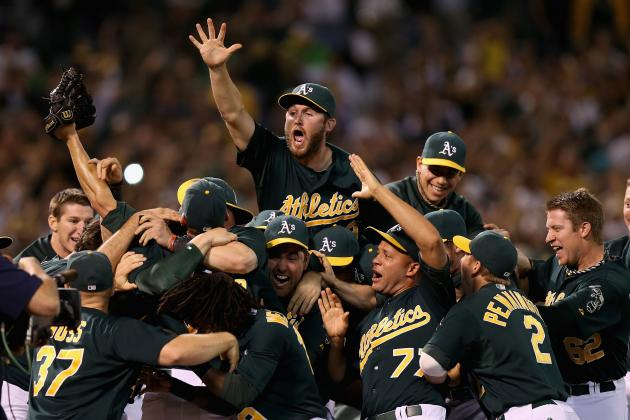 MLB Playoff Bracket 2012: Potential Division Series with the Most to Offer