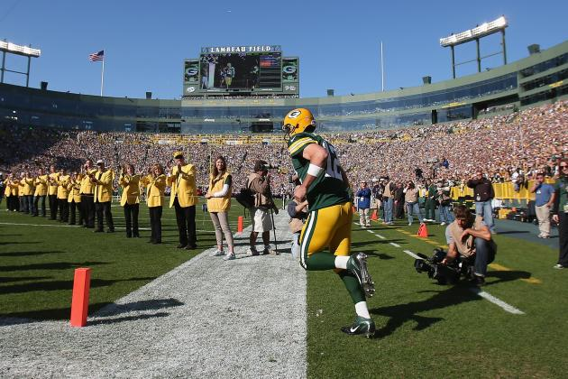 Packers vs. Colts: Plan of Attack for Green Bay to Kick Off a Road Trip in Indy