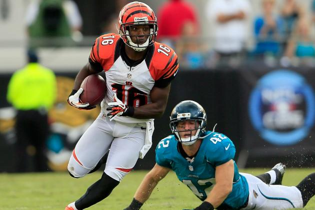 Fantasy Football Week 5: Bye-Week Replacements at Key Positions