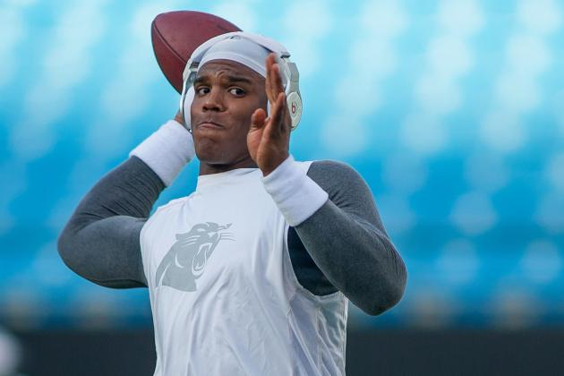 Cam Newton Appears in New ESPN Ad
