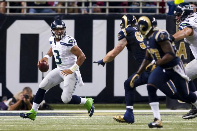 Debate: Can Russell Wilson Lead the Seahawks to the Playoffs?
