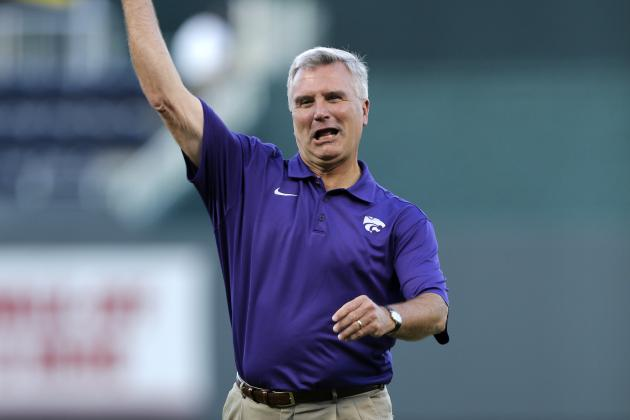 Bruce Weber Rounds Out Kansas State Staff