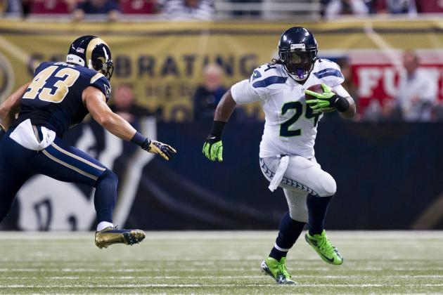 Investing in Marshawn Lynch Pays Dividends for Seahawks