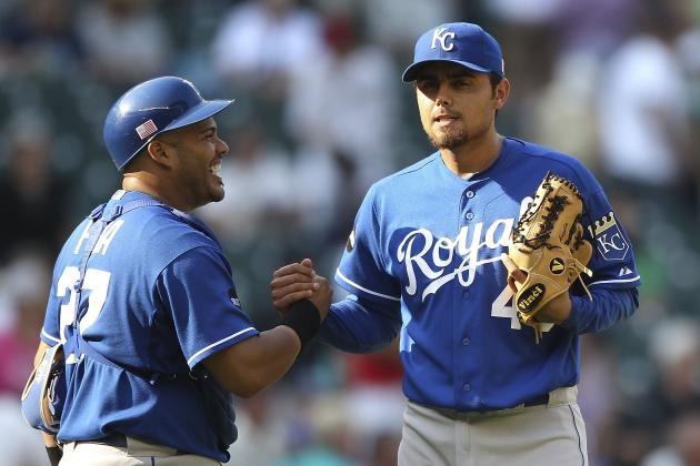 Royals Expected to Decline Joakim Soria's Option for 2013