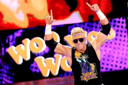 Zack Ryder: What His Increase in TV Time Means for His Future in WWE
