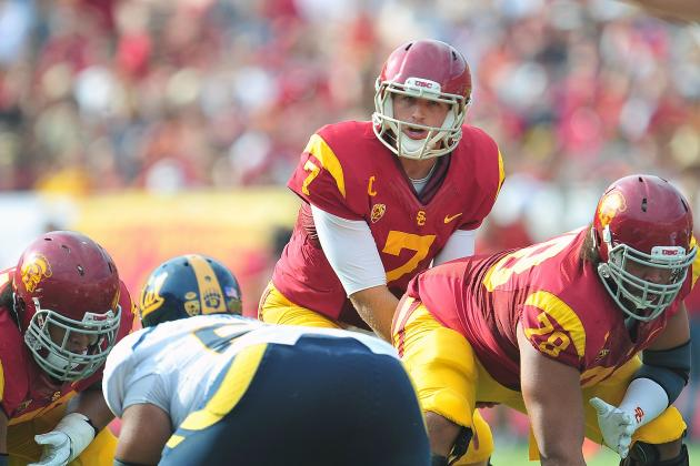 USC vs. Utah: This Is Where Matt Barkley and the Trojans Get Their Mojo Back