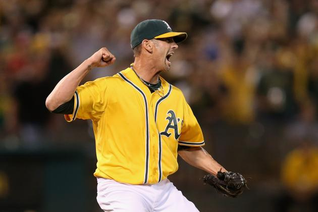Athletics' Bullpen Has to Be Exhausted