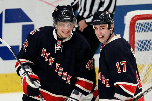 Have the New York Rangers Let Their Depth Slip Away?