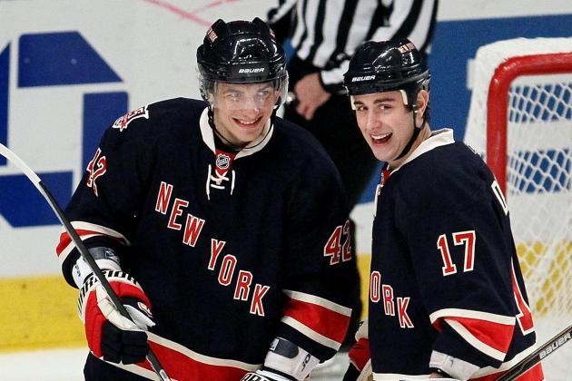 Have the New York Rangers Let Their Depth Slip Away?