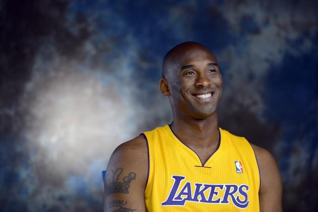 Lakers Rumors: Reducing Kobe Bryant's Minutes Perfect Way to Preserve Aging Body