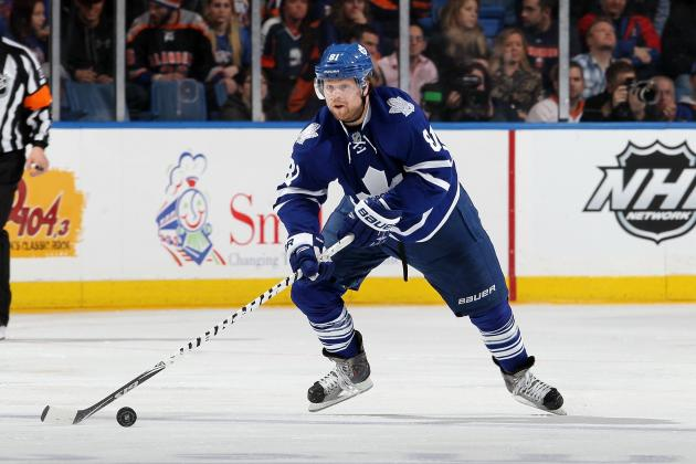 Toronto Maple Leafs Star Phil Kessel Will Have Best Offensive Season in 2012-13