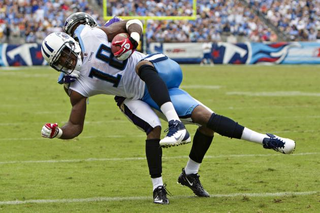 Kenny Britt Injury: Updates on Titans WR's Ankle