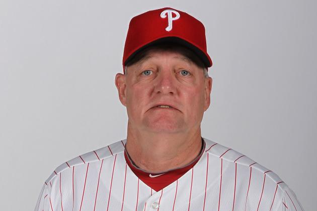 Phils Won't Retain 3 Coaches