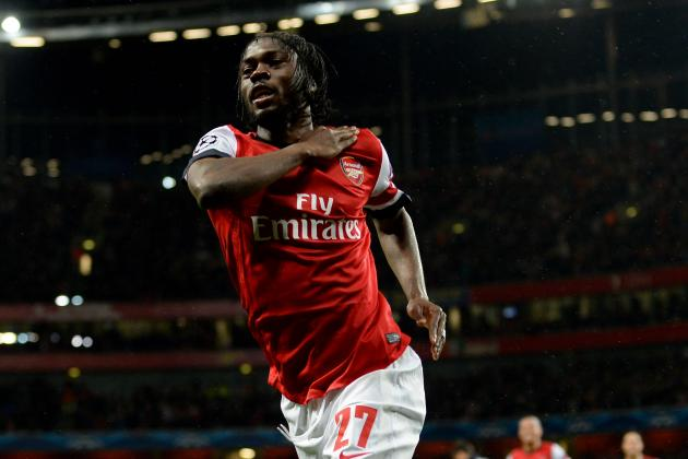 Arsenal vs. Olympiakos: Complete Player Ratings for the Gunners