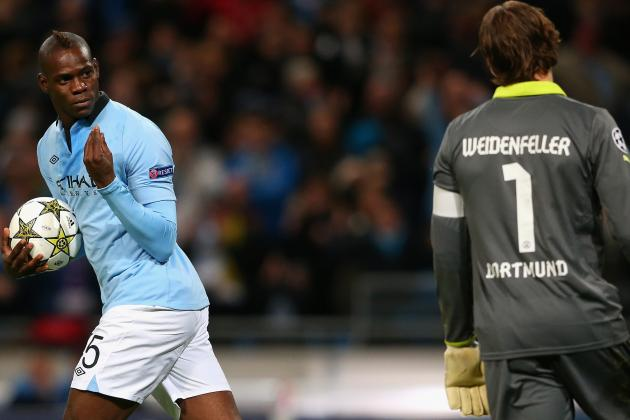 Manchester City 1-1 Borussia Dortmund: Sky Blues' Champions League Form Alarming