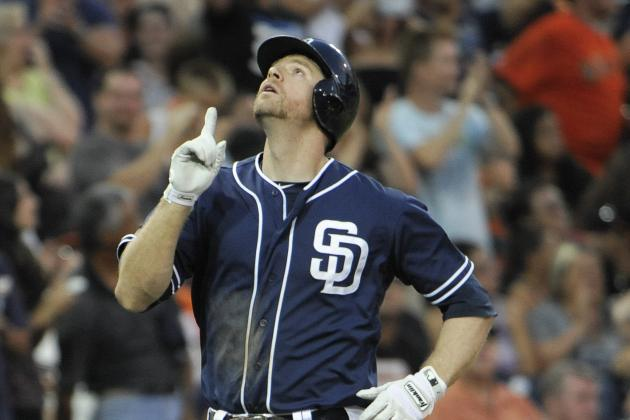 Chase Headley Captures National League RBI Crown