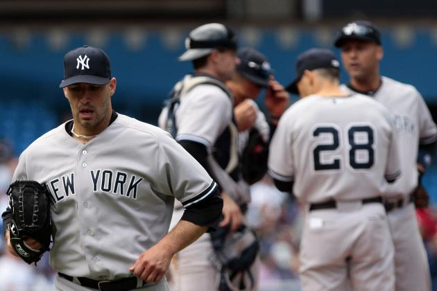 MLB Playoff Predictions: Why New York Yankees Won't Get Far
