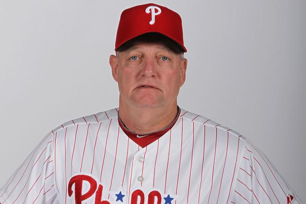 Phillies Fire Bench Coach, Hitting Coach, and First Base Coach