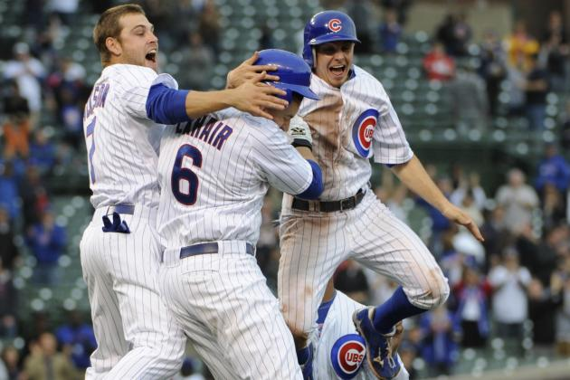 Cubs End Season with Walk-off Win