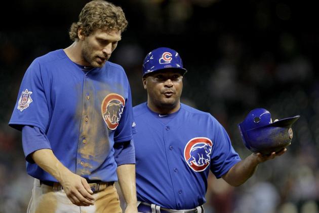Cubs Dismiss 3B Coach