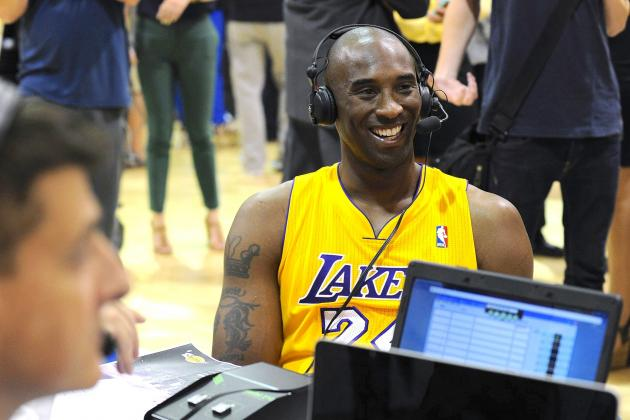 Why Kobe Bryant Skipping Orthokine Therapy Won't Impact L.A. Lakers In 2012-13