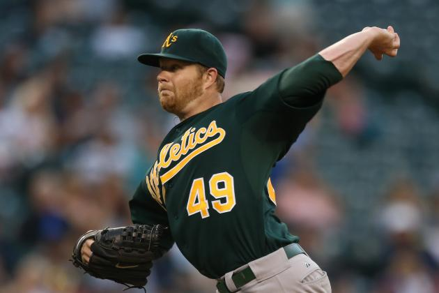 Debate: What Should the A's Playoff Rotation Look Like?