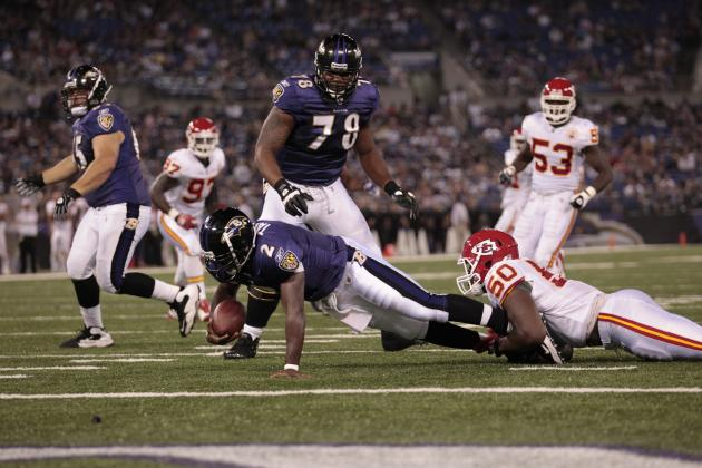 Ravens vs. Chiefs: TV Schedule, Live Stream, Spread, Radio, Game Time and More