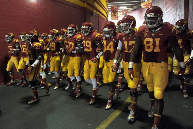 Trojans Face Road Night Test in Utah