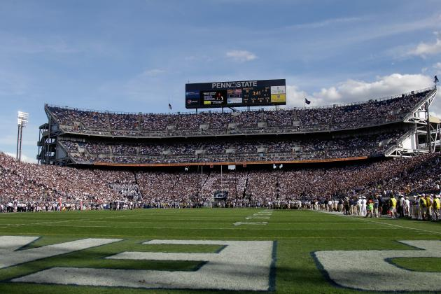 Penn State Aims to Keep Football Attendance Up