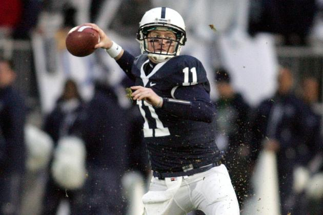 Pat Fitzgerald on Penn State QB Matt McGloin: 'He's Killed Us'