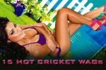15 Hottest Cricket WAGs