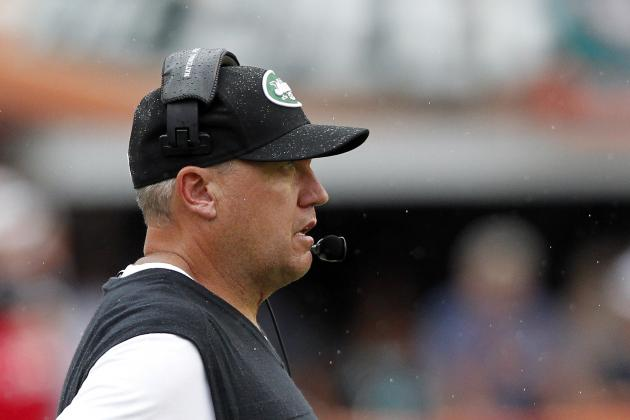 Carlos Rogers Quote Further Proof That Rex Ryan Has Lost Control of Jets