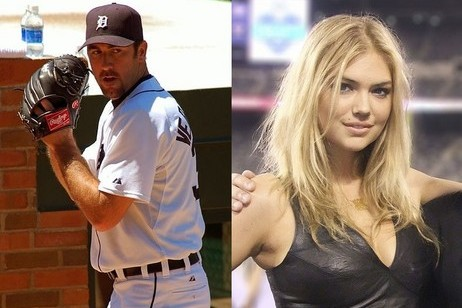 Justin Verlander's Girlfriend: Pics of Rumored Boo Supermodel Kate Upton