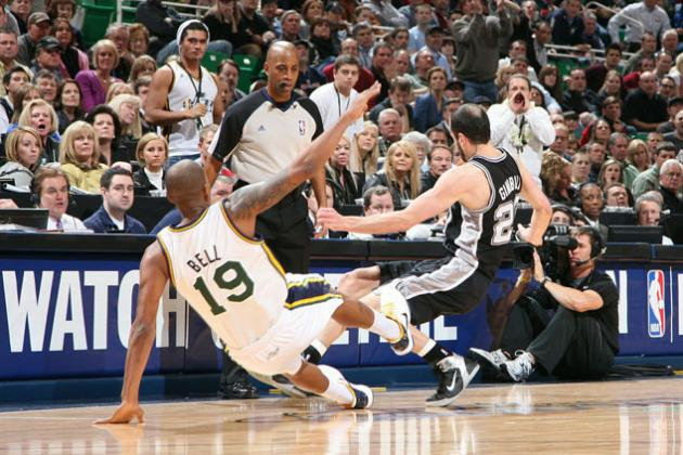 Flopping in the NBA Should Not Be Penalized, but Rather Ignored