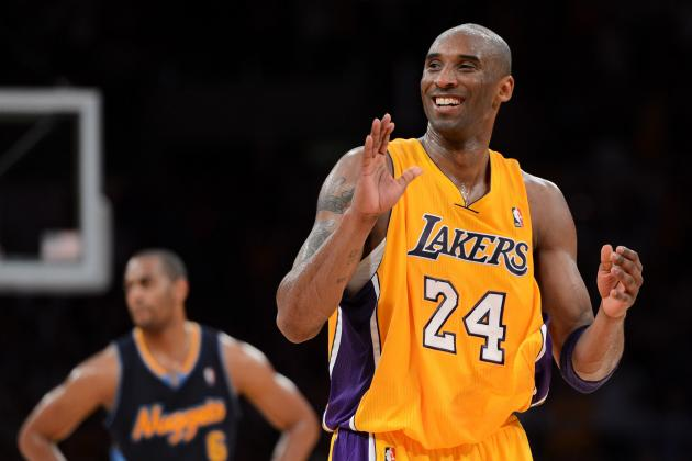 Breaking Down How Kobe Bryant Beats Double Teams
