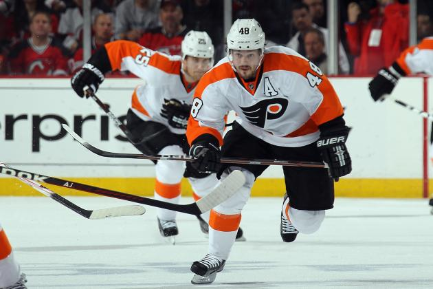 Briere Closer to Playing Overseas During Lockout