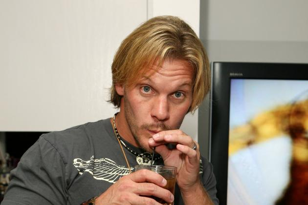 Problems Between Chris Jericho and WWE?