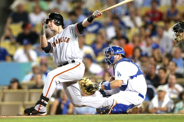 Buster Posey: Giants Catcher Claims National League Batting Title