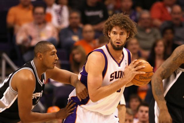 Robin Lopez Excited About New Challenge as Team's Starter