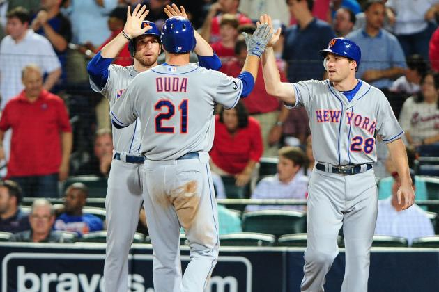Davis' 32nd Homer Helps Mets Crunch Marlins