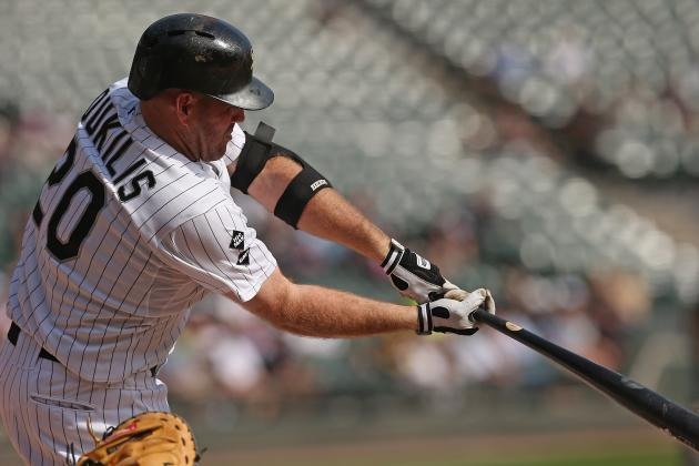Future Uncertain, Youk Enjoyed Sox Run