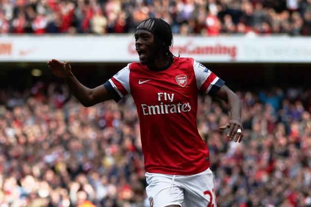 Gervinho: What Has Happened to Arsenal's Goal-Scoring Sensation?