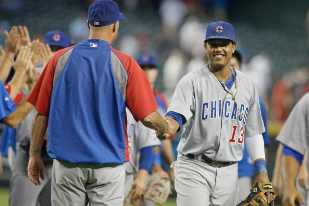Cubs Say Scars Will Provide Inspiration