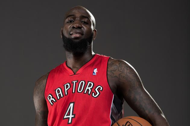 Get to Know a Toronto Raptor: Quincy Acy