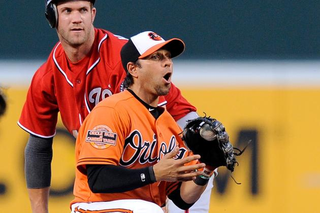 Brian Roberts Returns to Orioles, Rehab Going Well