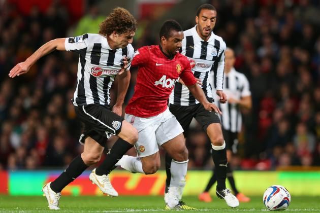 Manchester United 2012: Keys to United Victory over Newcastle