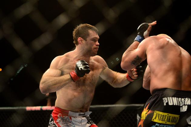Forrest Griffin, Xanax and the Right to Know When a Fighter Is Suspended