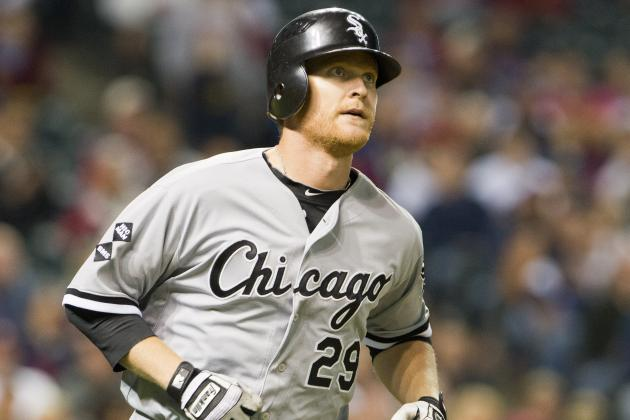 White Sox's Johnson Homers 3 Times in Rout