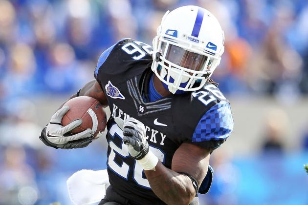 Kentucky Football Midweek Report: CoShik Williams Done for the Season